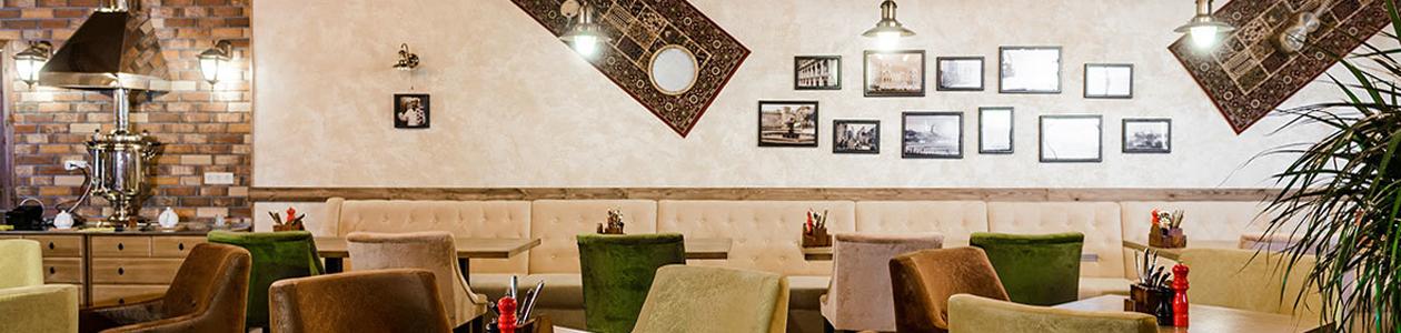 Ресторан Бакинская улица. Нижний Новгород Новая, 51