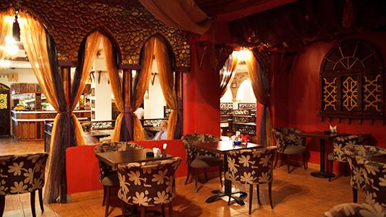 Ресторан Бейрут. Москва Миклухо-Маклая, 21, корп. 1